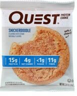 Quest Cookie Snickerdoodle