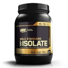 Gold Standard 100% Isolate 744г