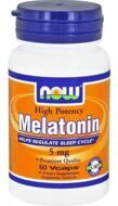 Melatonin 5mg 60к