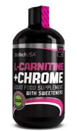 L-Carnitine + Chrome 500мл