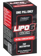 Lipo 6 Black Ultra Concentrate 60к