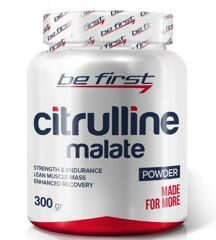 Citrulline malate powder 300г